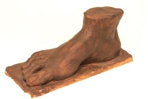 clay foot